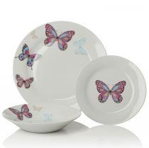 Сервиз за хранене Пеперуди Sabichi Великобритания