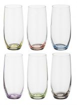 Чаши за вода Bohemia Rainbow