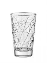 Чаши за вода DOLOMITI, 420 мл., 6 броя, VIDIVI Италия
