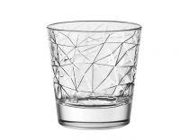 Чаши за уиски DOLOMITI, 370 мл., 6 броя, VIDIVI Италия