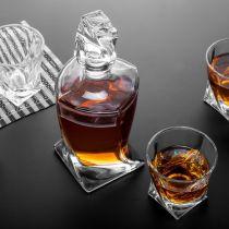 "Комплект за уиски ""Куадро"", Crystalite Bohemia 9823 - Pochehli"