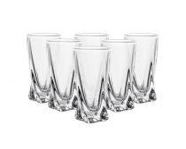 Чаши за вода Quadro Bohemia 5006 - Pochehli