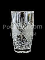 Кристална ваза Ромб 22 см
